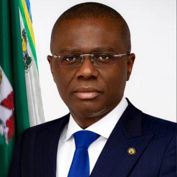 Babajide Sanwo-Olu, Gov Lagos